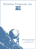 Nicholas Financial - 2009 Annual Report